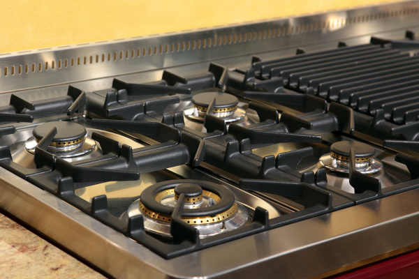 Gas Ranges …  Yes We Do That!